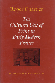 Cover image for The cultural uses of print in early modern France