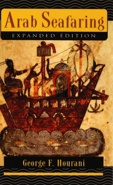 Cover image for Arab seafaring in the Indian Ocean in ancient and early medieval times