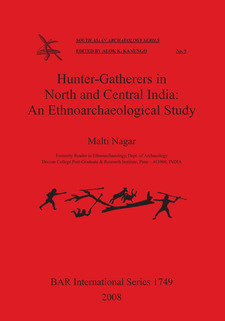 Cover image for Hunter-Gatherers in North and Central India: An Ethnoarchaeological Study