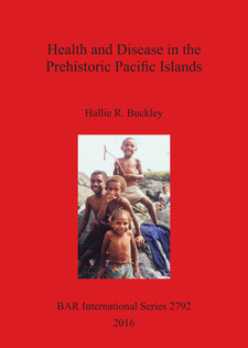 Cover image for Health and Disease in the Prehistoric Pacific Islands