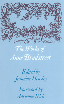 Cover image for The works of Anne Bradstreet