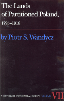 Cover image for The lands of partitioned Poland, 1795-1918