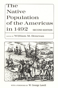 Cover image for The Native population of the Americas in 1492