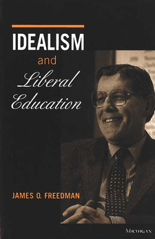 Cover image for Idealism and Liberal Education