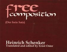 Cover image for Free composition: volume III of New musical theories and fantasies = Der freie Satz