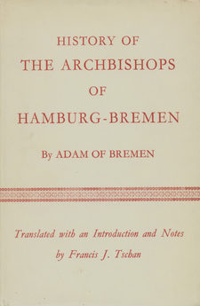 Cover image for History of the archbishops of Hamburg-Bremen