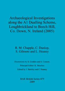 Cover image for Archaeological Investigations along the A1 Dualling Scheme, Loughbrickland to Beech Hill, Co. Down, N. Ireland (2005)