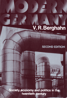 Cover image for Modern Germany: society, economy and politics in the twentieth century