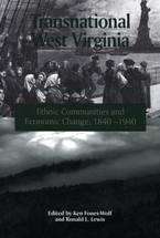 Cover image for Transnational West Virginia: ethnic communities and economic change, 1840-1940