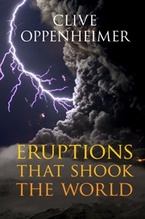 Cover image for Eruptions that shook the world