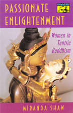 Cover image for Passionate enlightenment: women in Tantric Buddhism
