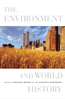 Cover image for The environment and world history