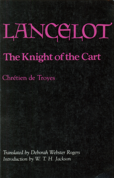 Cover image for Lancelot, the Knight of the Cart