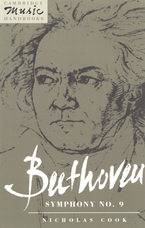 Cover image for Beethoven, Symphony no. 9