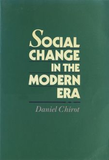 Cover for Social change in the modern era