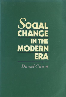 Cover image for Social change in the modern era