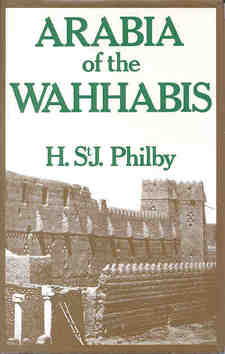 Cover image for Arabia of the Wahhabis