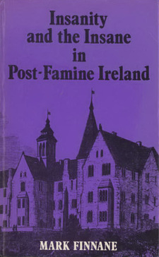 Cover image for Insanity and the insane in post-famine Ireland