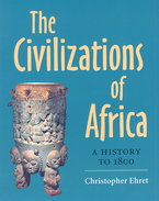 Cover image for The civilizations of Africa: a history to 1800
