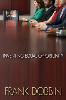 Cover image for Inventing equal opportunity