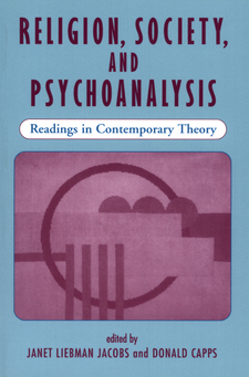Cover image for Religion, society, and psychoanalysis: readings in contemporary theory