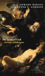 Cover image for The trace of God: Derrida and religion