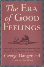 Cover image for The era of good feelings