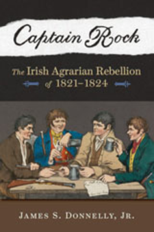 Cover image for Captain Rock: the Irish agrarian rebellion of 1821-1824