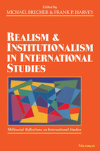 Cover image for Realism and Institutionalism in International Studies