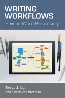 Cover image for Writing Workflows: Beyond Word Processing