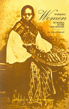 Cover image for Working women of Manila in the 19th century