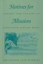 Cover image for Motives for allusion: context and content in nineteenth-century music