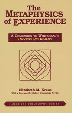 Cover image for The metaphysics of experience: a companion to Whitehead's Process and reality