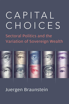 Cover image for Capital Choices: Sectoral Politics and the Variation of Sovereign Wealth