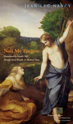 Cover image for Noli me tangere: on the raising of the body