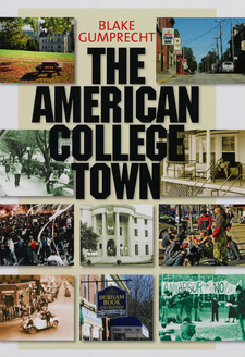 Cover image for The American college town