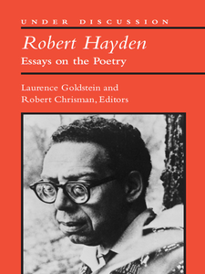 Cover image for Robert Hayden: Essays on the Poetry