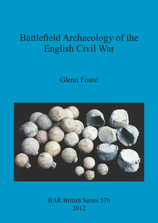 Cover image for Battlefield Archaeology of the English Civil War