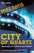 Cover image for City of quartz: excavating the future in Los Angeles
