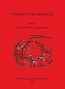 Cover image for A History of the Greek City