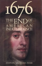 Cover image for 1676, the end of American independence