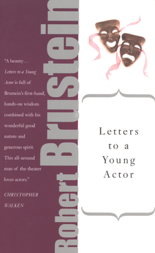 Cover image for Letters to a young actor: a universal guide to performance