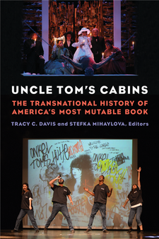 Cover image for Uncle Tom's Cabins: The Transnational History of America's Most Mutable Book