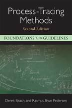 Cover image for Process-Tracing Methods: Foundations and Guidelines