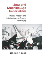 Cover image for Jazz and Machine-Age Imperialism: Music,