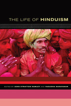Cover image for The life of Hinduism