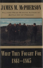 Cover image for What they fought for, 1861-1865
