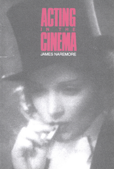 Cover image for Acting in the cinema