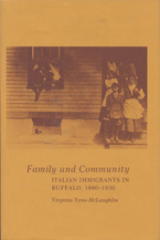 Cover image for Family and community: Italian immigrants in Buffalo, 1880-1930