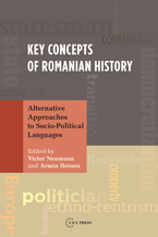 Cover image for Key Concepts of Romanian History: Alternative Approaches to Socio-Political Languages